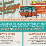 Wilkins RV Vintage Camper Show Promotion