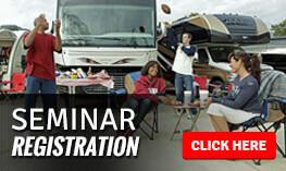 Wilkins RV Free seminars