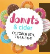 Wilkins RV Fall Clearance donuts