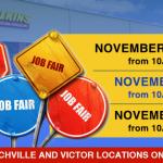 Wilkins RV Job Fair Employment