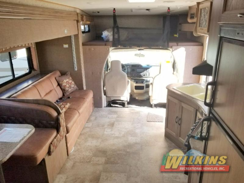 Coachmen Freelander Class C Motorhome Interior