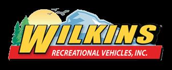 Wilkins RV Christmas RV Logo