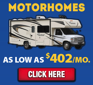 Wilkins RV Holiday Sales Event Motorhomes