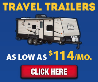 Wilkins RV Holiday Sales Event Travel Trailers