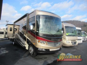 Wilkins RV Fly And Drive Program Forest River Georgetown Class A Motorhome