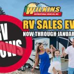 Wilkins RV No Show Sale