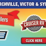 Cruiser Embrace Travel Trailer