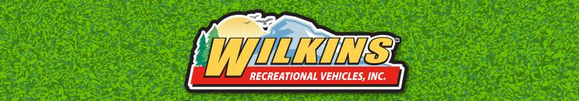 Wilkins RV Pre-Season Sales Event Banner