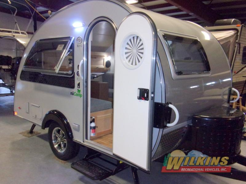 nuCamp T@B Teardrop Travel Trailer Camper