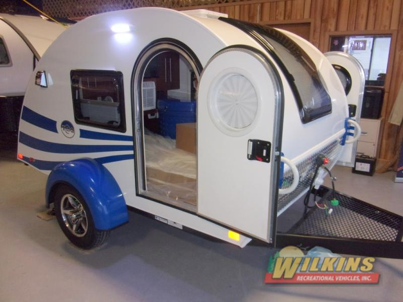nuCamp T@G Teardrop Travel Trailer Camper