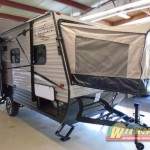 Coachmen Clipper Expandable Hybrid Camper RV Travel Trailer