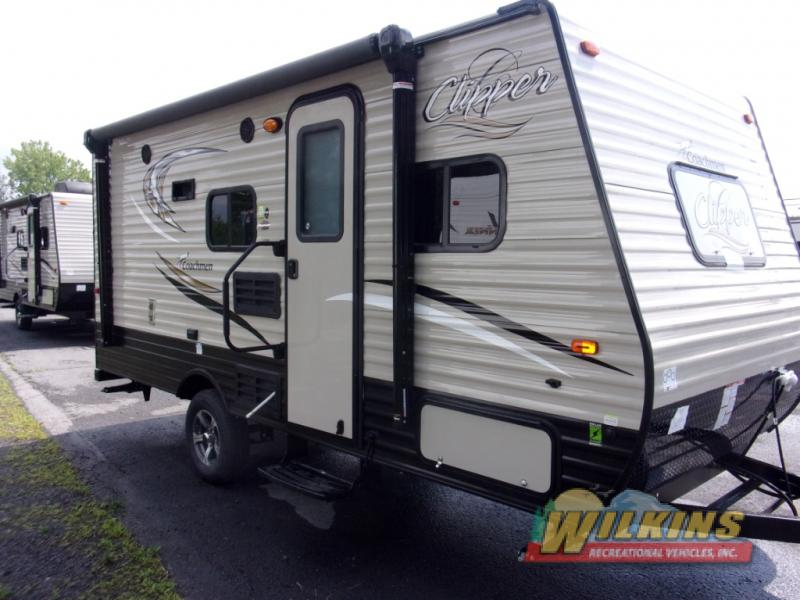 Coachmen Clipper Travel Trailer
