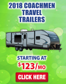Wilkins RV Sales Event Coachmen Travel Trailers