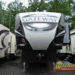 Heartland Gateway Fifth Wheel Front