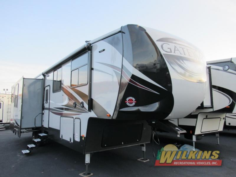 Heartland Gateway Fifth Wheel