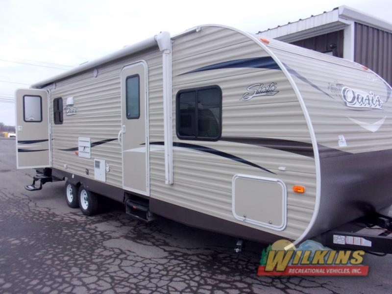 Shasta Oasis Travel Trailer