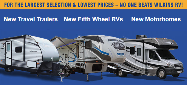Wilkins RV Absolute April Sale RV Inventory