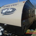 Cherokee Wolf Pup Travel Trailer