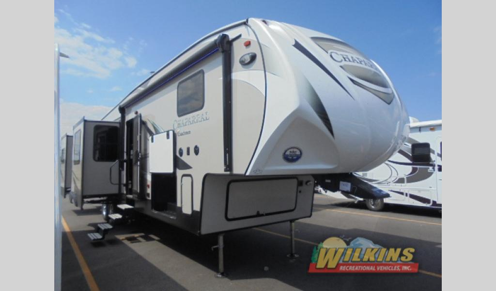 Coachmen Chaparral Fifth Wheel - rv sale