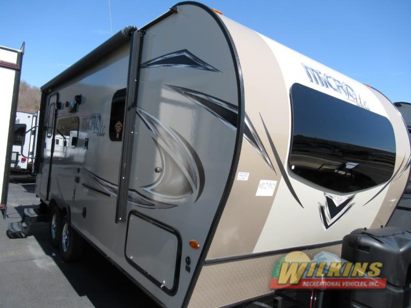 Forest River Flagstaff Micro Lite travel trailer