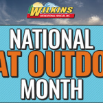 National Great Outdoors Month June RV Sale Wilkins RV