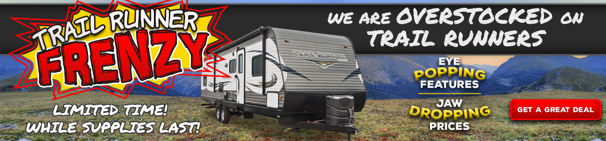 Heartland Trail Runner Travel Trailer RV Sale