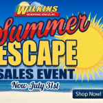 Wilkins RV Summer RV Sales Event