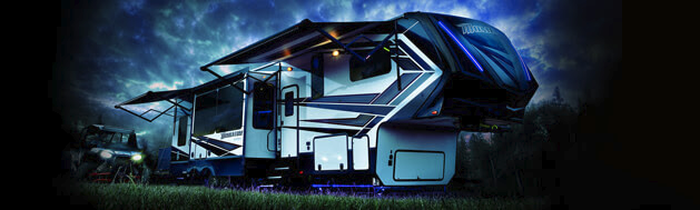 Grand Design RVs Wilkins RV Momentum Toy Haulers