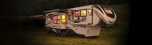 Grand Design RVs Wilkins RV Solitude Fifth Wheels