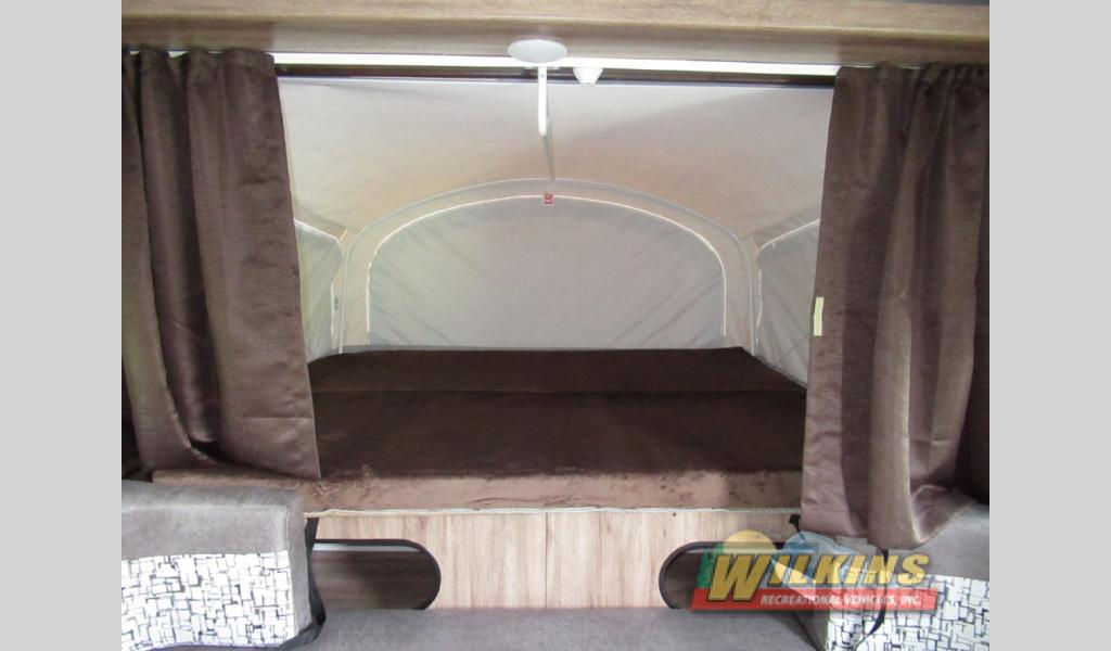 Jayco Jay Feather Review Wilkins RV Explandable Tent Bed