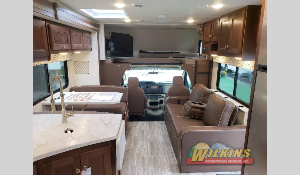 Forest River Sunseeker Review Class C Motorhome Interior
