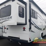 Forest River Sunseeker Review Class C Motorhome Rear Slideout
