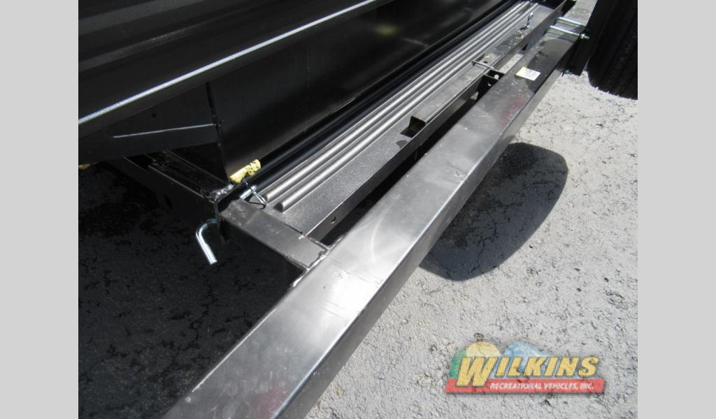RV Storage Tips Rear Storage Rack