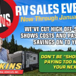 RV Show Wilkins RV No RV Show Sales Event 2019