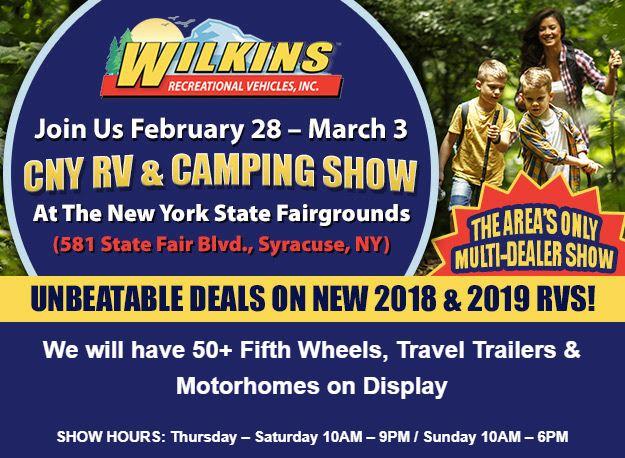 Wilkins RV Show