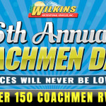 2019 Coachmen Days Event