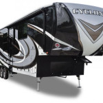 Heartland Cyclone Fifth Wheel Toy Hauler for sale