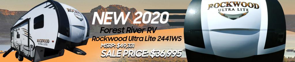 Rockwood Ultra Lite Fifth Wheel