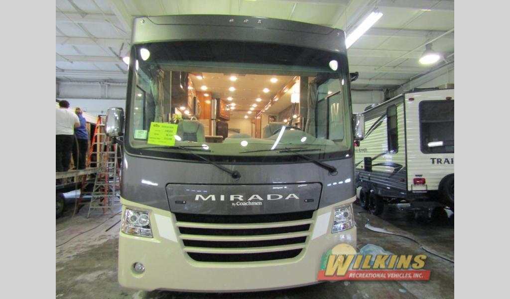 Coachmen Mirada Class A Motorhome Review - Wilkins RV Blog