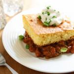 Cornbread Tamale Pie