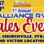 Alliance RV Sales Event