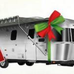 Christmas Airstream