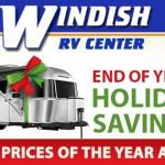 Windish RV Airstream Christmas Sale
