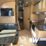 Airstream Flying Cloud 30 Bunk Travel Trailer interior