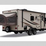 Dutchmen Kodiak Ultra-Lite Expandable Camper Tent Out
