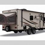 Dutchmen Kodiak Ultra-Lite Expandable Camper Tent Out