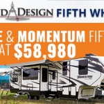 Grand Design Fifth Wheel Sale