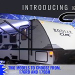 Dutchmen Kodiak Cub Lightweight Travel Trailer
