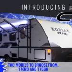 Dutchmen Kodiak Cub Lightweight Travel Trailer