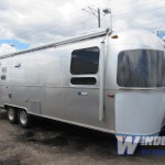 Airstream Tommy Bahama Travel Trailer